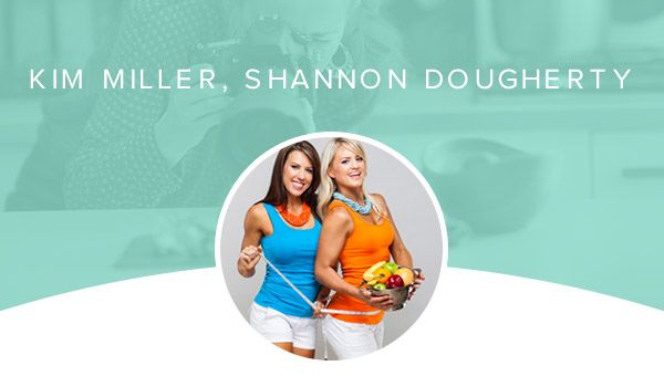 Kim Miller and Shannon Dougherty