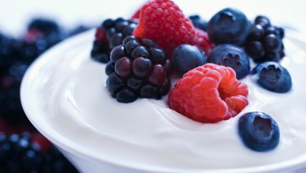 Low-Fat Sweetened Yogurt