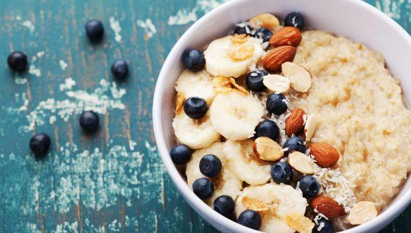 Oatmeal & Nuts