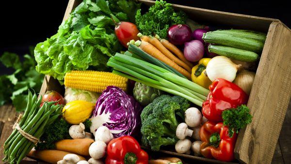 Splurge: Produce