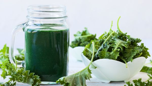 Good-For-Your-Gut Green Smoothie