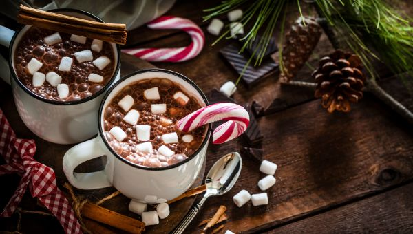 "Adult ""Hot Chocolate"""