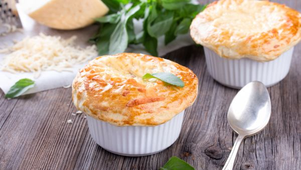 Diabetes friendly comfort foods diabetes type 2 sharecare chicken pot pie with phyllo forumfinder Image collections