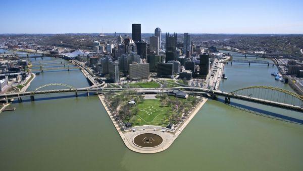 12. Pittsburgh, PA