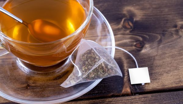 6. Green Tea Has a Special Belly-Busting Effect