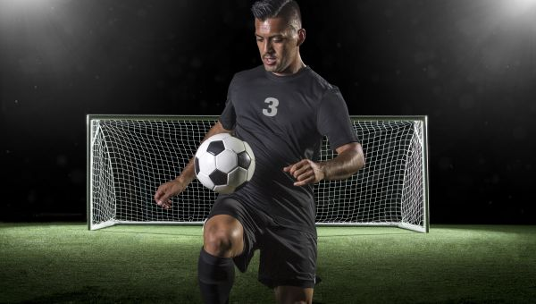 Soccer burns about 1,000 calories
