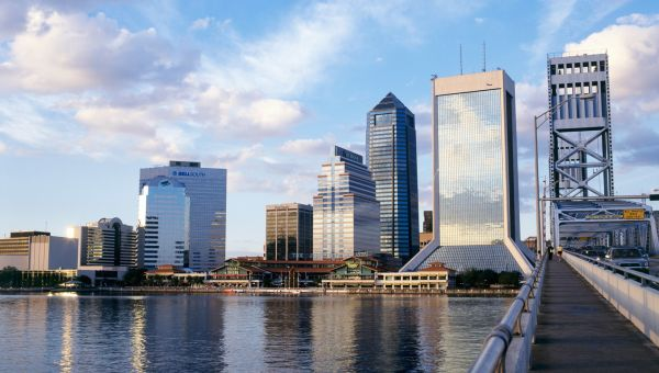 Oldest: #6 Jacksonville, FL