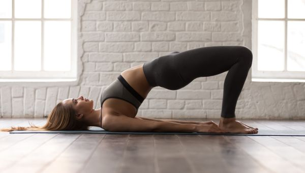 Bridge Pose (Setu Bandha Savangasana)