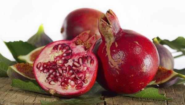 1. Pomegranate