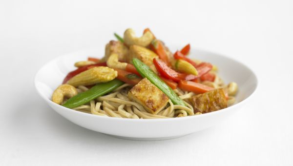 Simple Asian Stir-Fry