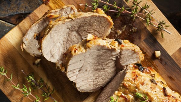 5-Ingredient Pork Tenderloin