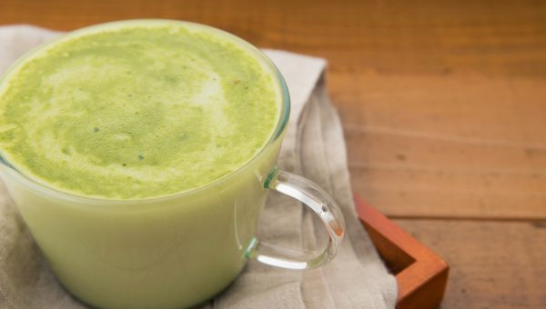 Avoid sun-damaged skin with matcha tea
