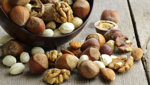 Protein-Packed Nuts