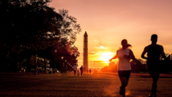 6. Washington, DC