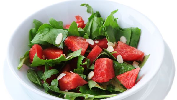 8. Watermelon salad