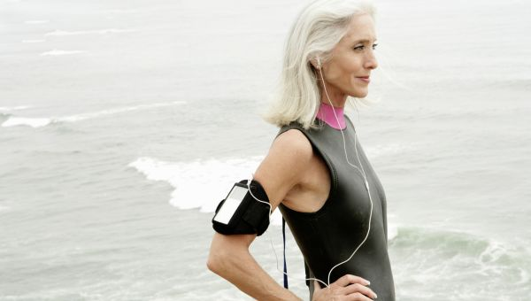 Menopause increases osteoporosis risk.