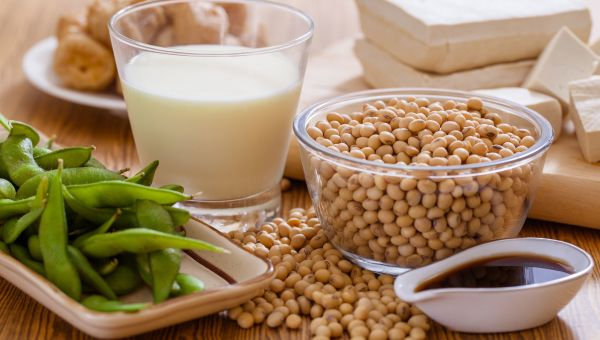 Perimenopause: Soybeans