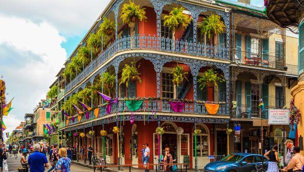 1. New Orleans, LA
