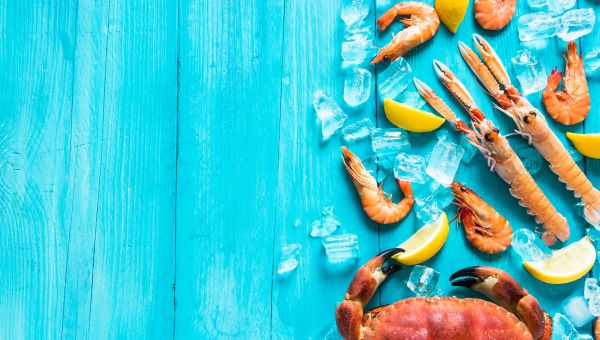 Get sassy about seafood