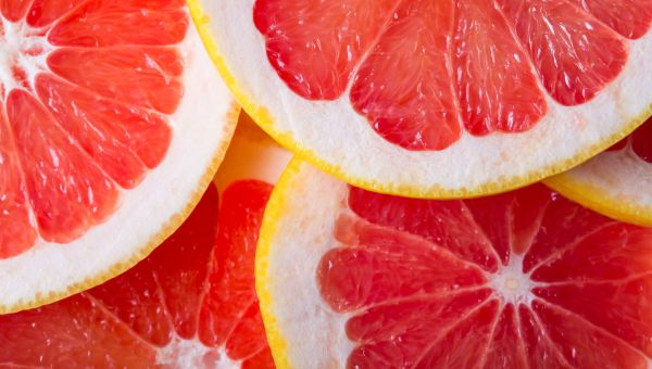 Carefree sweet: Grapefruit