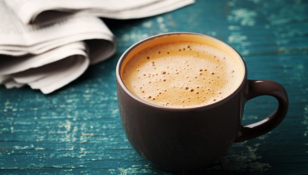 Myth: You can't drink coffee