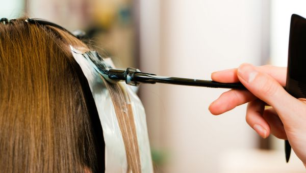 Myth: You have to forgo hair color and manicures