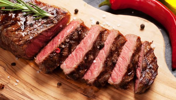 1. Steak