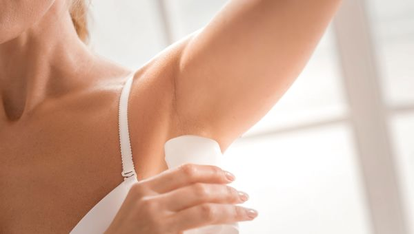 Your bra and antiperspirant don't cause it