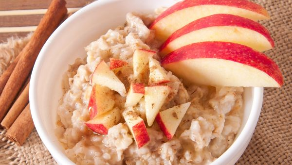 Creamy Steel-Cut Oats