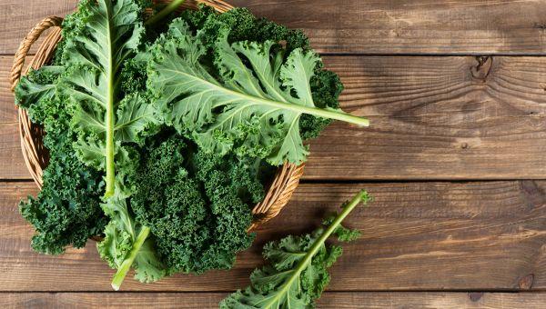 Vitamin K: kale
