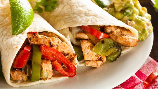 Better-for-You Burritos