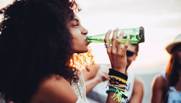Too much alcohol makes your RealAge older