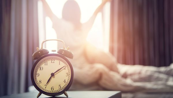 Reset your sleep schedule