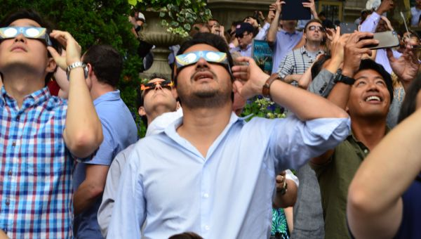 Eclipse Mania Takes Over