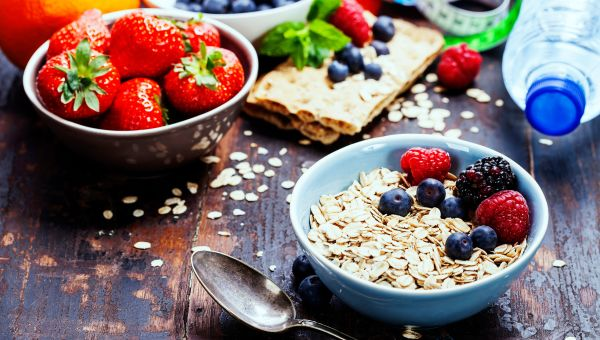 DON'T: Fill up on fiber-rich foods