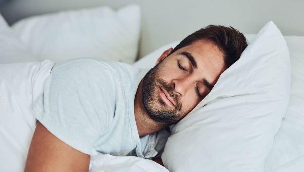 Avoid sleeping on your stomach