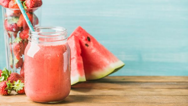 36. Watermelon super smoothie