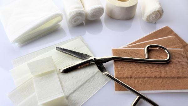 Blunt-edge Scissors
