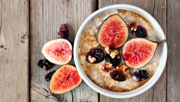 Make over breakfast with steel-cut oats