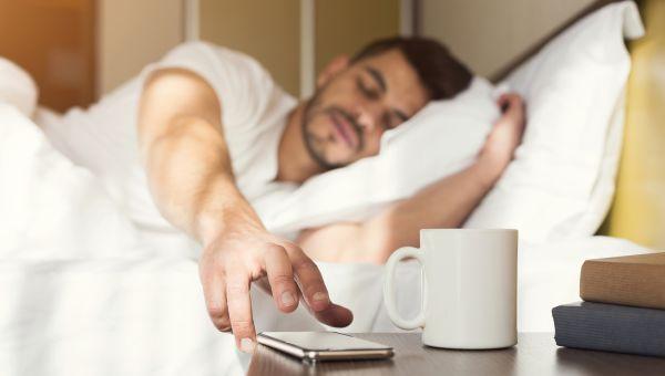 Set a sleep schedule