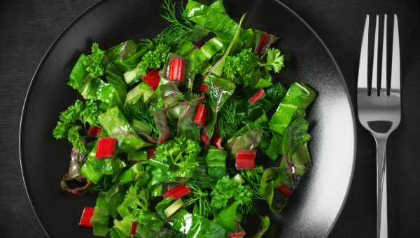 Don't forget your leafy greens