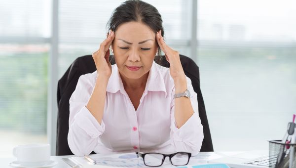 """""""MENOPAUSE BRAIN"""" CAN AFFECT MEMORY, TOO"""