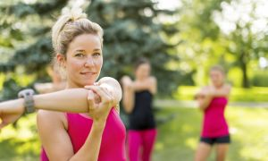 Get Fit Despite Psoriatic Arthritis