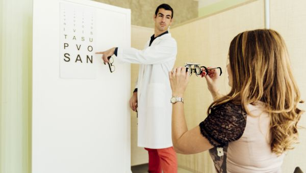 Eye Exam Information: What to Expect