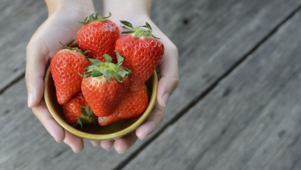 A Sweet, Super-Healthy Food for Diabetics: Strawberries