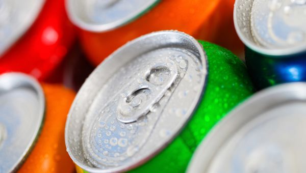 Another Soda Health Warning -- This One's for the Guys