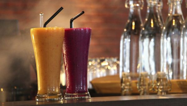 The Skinny on Juice-Bar Smoothies