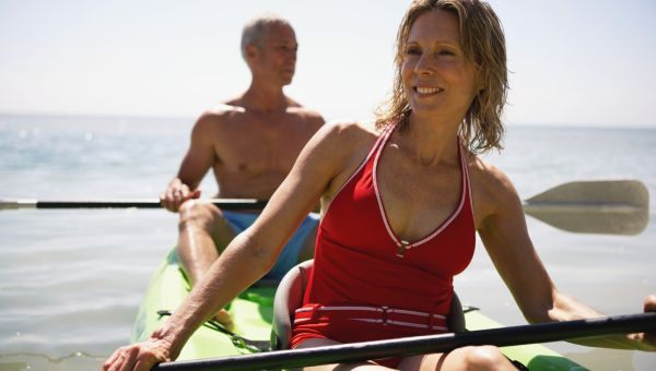 3 Steps to Get Fit, Shape Up and Live Longer