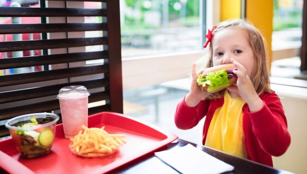 Reality Bites in Kids' Fast Food Meals