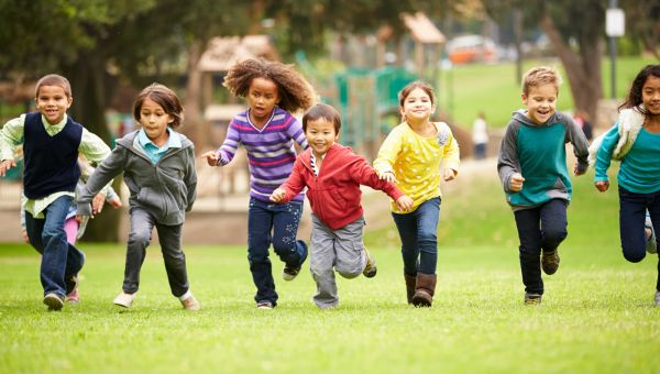 Boost Kids' Fitness With Activity Zones